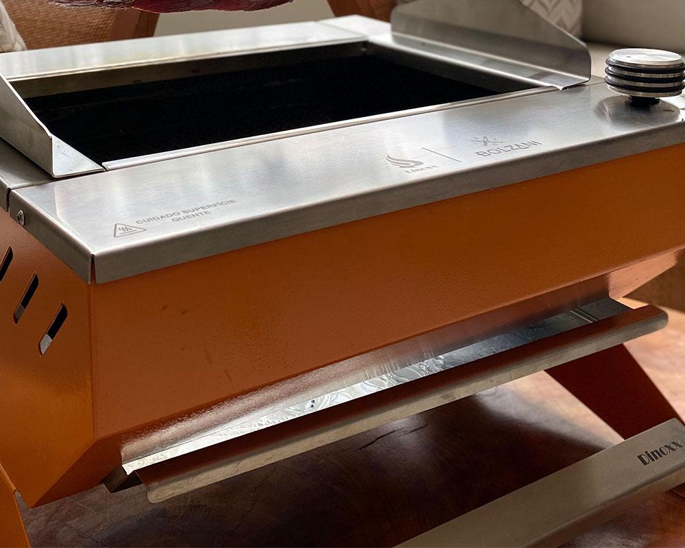 Receita na Churrasqueira a gás portátil DXX200: Como grelhar um SHORT RIB na DXX200?